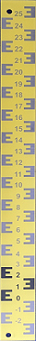 measuring ruler